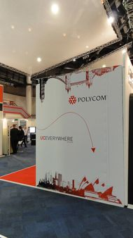 Polycom Telemedicine at the HC 2011 Conference, Birmingham