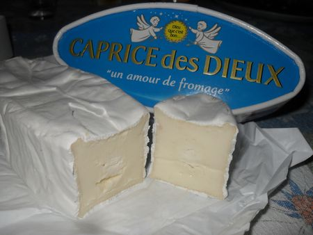 1 Category:Cuisine of France | French cheese Caprice des dieux 1 For