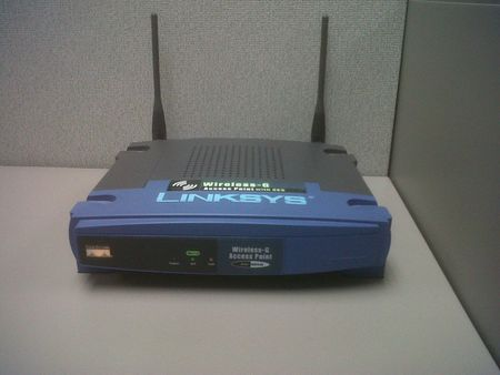 1 wireless access point   Source   Author Pjpearce   Date 2011-06-21