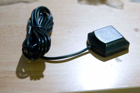 GPS Antenna - OK these really are the last photos of Unboxing the Bug
