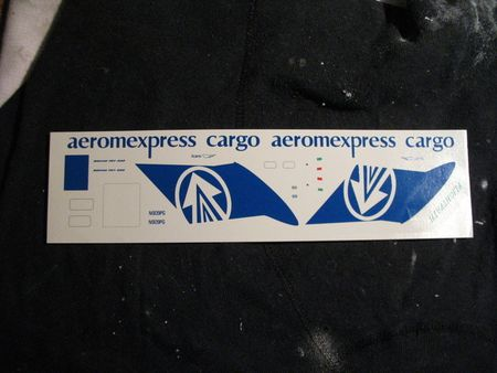 Aeromexpress Cargo