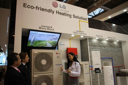 LG UNVEILING NEW PRODUCTS, BIG PLANS FOR EUROPEAN ENERGY SOLUTIONS MAR