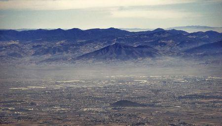 Toluca y su Mugre / Air Pollution in Toluca