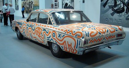 Keith Haring-mobile