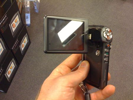 Flash-based camcorder