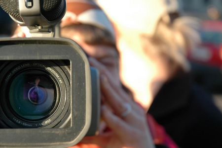 Video camera in action. | Source | Date 2005 | Author Popperipopp |
