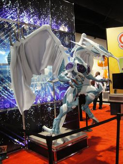 Comic-Con 2010 - something from the Yu-Gi-Oh booth