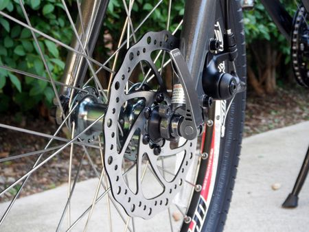 Civia Halsted Front Disc Brake