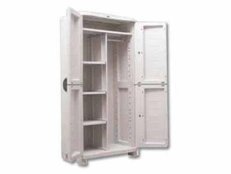 Lo pr ctico de los armarios de pl stico usos m s for Armarios plastico para exterior baratos
