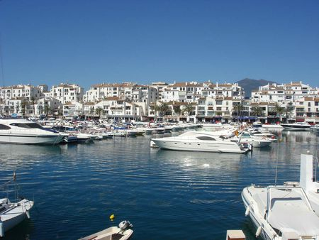 1 Puerto Banús, Marbella, Spain | Source Flickr http://www. flickr. c