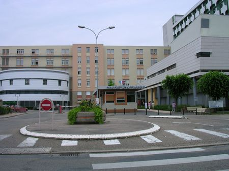 Hôpital de Moulins (MOULINS, FR03)