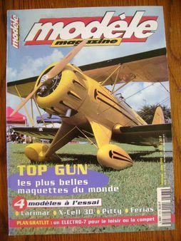 Modèle magazine de juin 1999