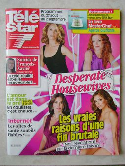 photo magazine télé star