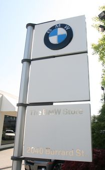 The BMW Store photos by Ron Sombilon Gallery