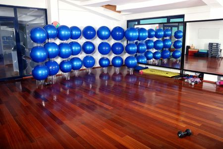 what are the different types of gym flooring movie lounge
