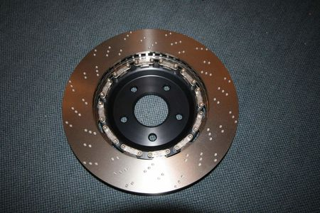 Front Disk + Rotor