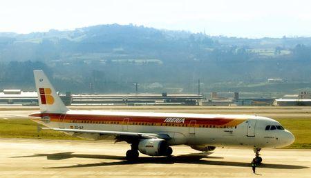 Iberia Airbus A321 (EC-ILP)