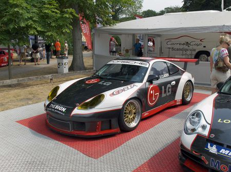 Porsche 911 GT3 RS (996) LG D Clausen | flickr_url http:// com/photos
