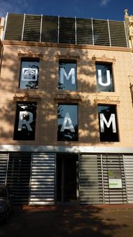 1 MURAM. Regional museum of modern art of the Region of Murcia in Car