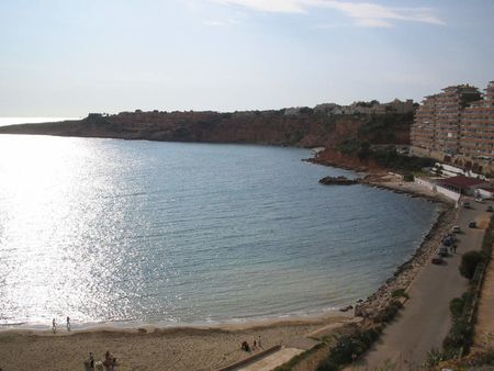 Small bay in a town called El Toro in the municipality of Calvià in M