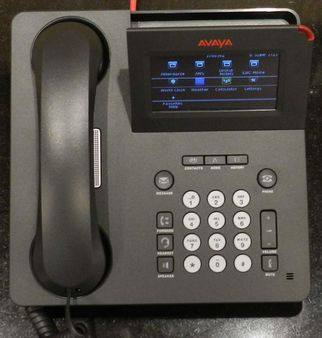 1 Picture of the Avaya 9621 IP Deskphone | date 2011-07-28 | source |