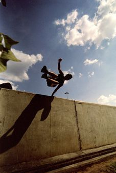 Parkour | Source http://www. flickr. com/photos/amf/146161759/ | Date
