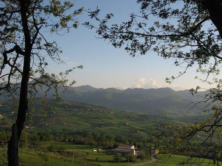 Cupramontana, Marche