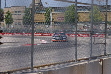NASCAR Canadian Tire series practice