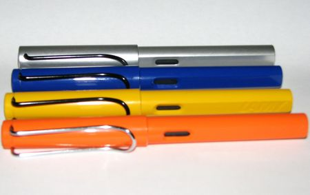Lamy Fountain Pens