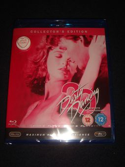 WILD THING (on dirty dancing blu-ray disc)