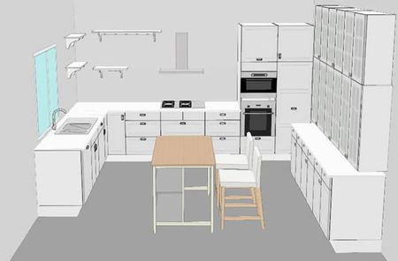 Programa para dise ar decoracion de interiores casa for Software cocinas 3d