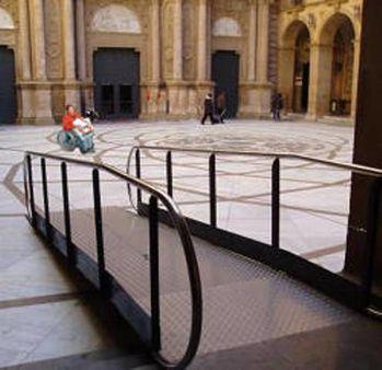 Rampas Para Discapacitados Normas B Sicas Para Reformas