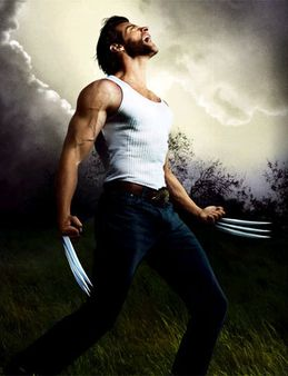 New picture of Wolverine. Enjoy!