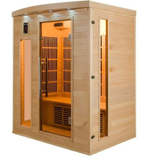 sauna blog piscine. Black Bedroom Furniture Sets. Home Design Ideas