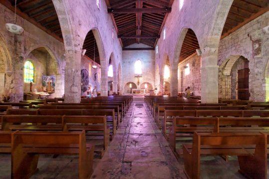 Eglise Notre Dame des Sablons à Aigues-Mortes