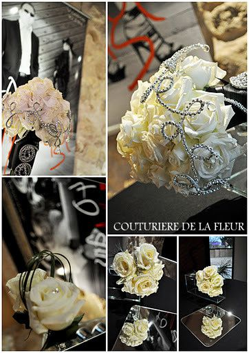 Carnet d 39 ambiance th me cin ma episode1 ambiance chic fleuriste mariage montpellier - Decoration mariage theme cinema ...