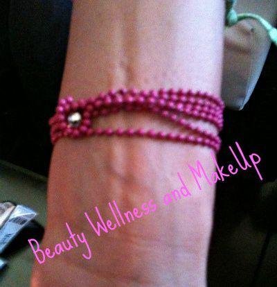 qvc braccialetto, mese della prevenzione, cancro al seno, 2