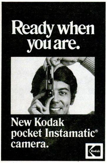Kodak pocket Instamatic
