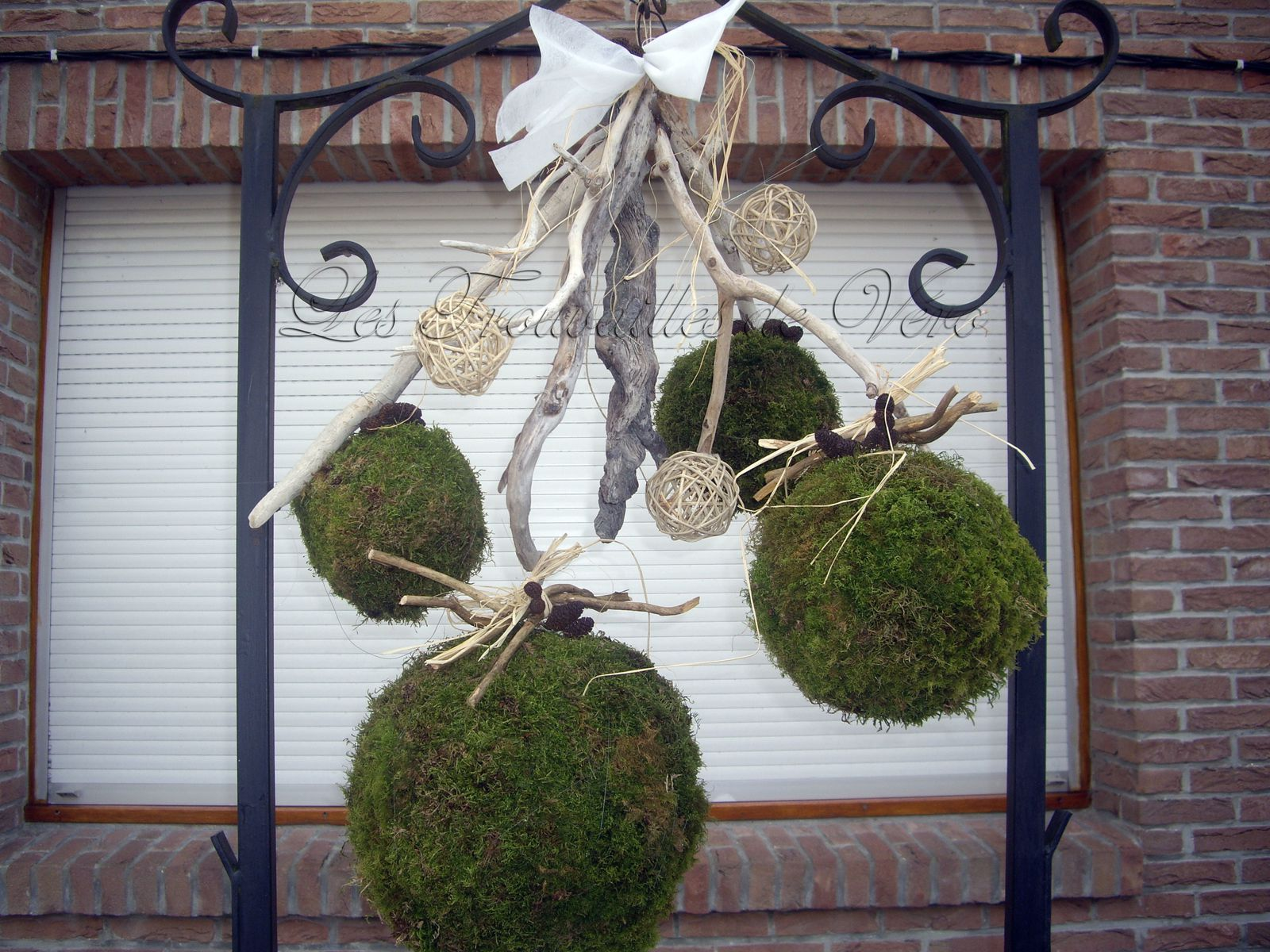 Noel le blog de les trouvailles de vero for Decoration noel exterieur d occasion