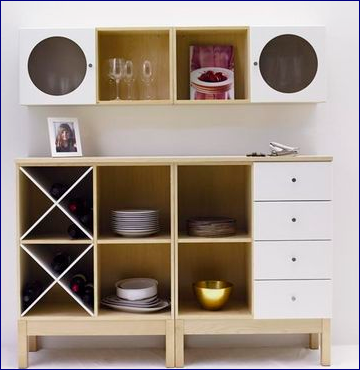 Stunning Dispensa Moderna Per Cucina Images - Skilifts.us ...