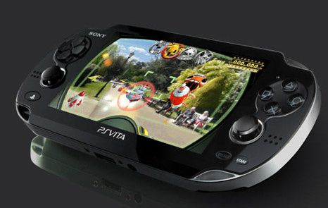 Playstation-Vita console