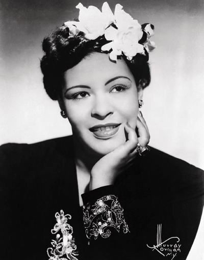 Billie Holiday 9