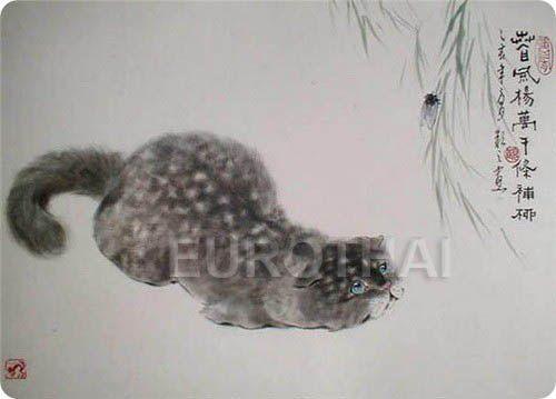 Album - Les-chats-dans-l-art-asiatique-partie-1 - Le blog d\'Eurothai ...