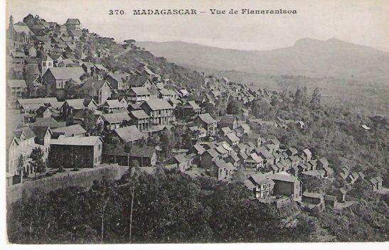 Fianarantsoa c'était hier