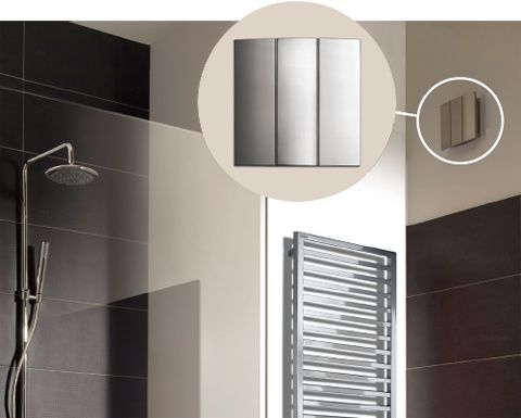 Acova air deco un extracteur d 39 air design lectricien for Extracteur salle de bain silencieux