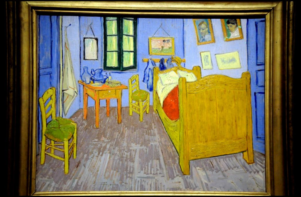 Chambre Jaune Van Gogh Description – Chaios.com
