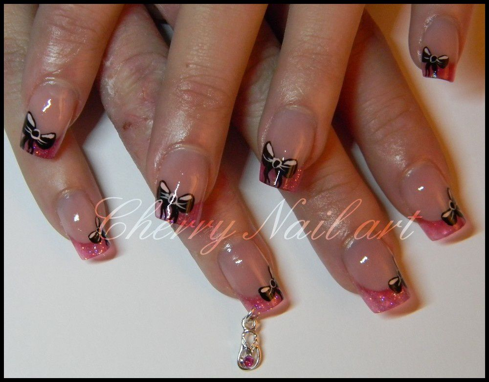 les clientes cherry nail art le blog. Black Bedroom Furniture Sets. Home Design Ideas