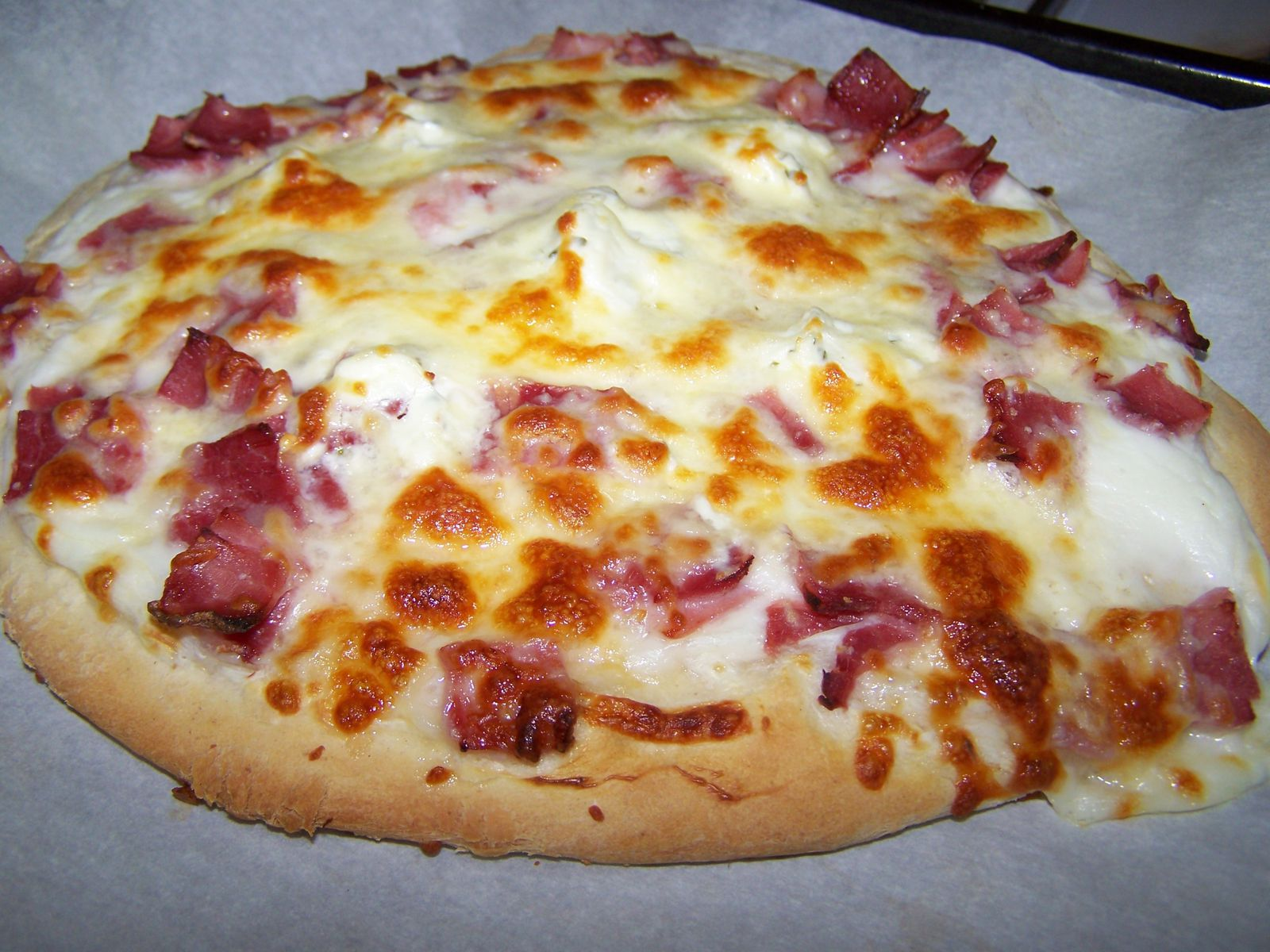pate a pizza au thermomix