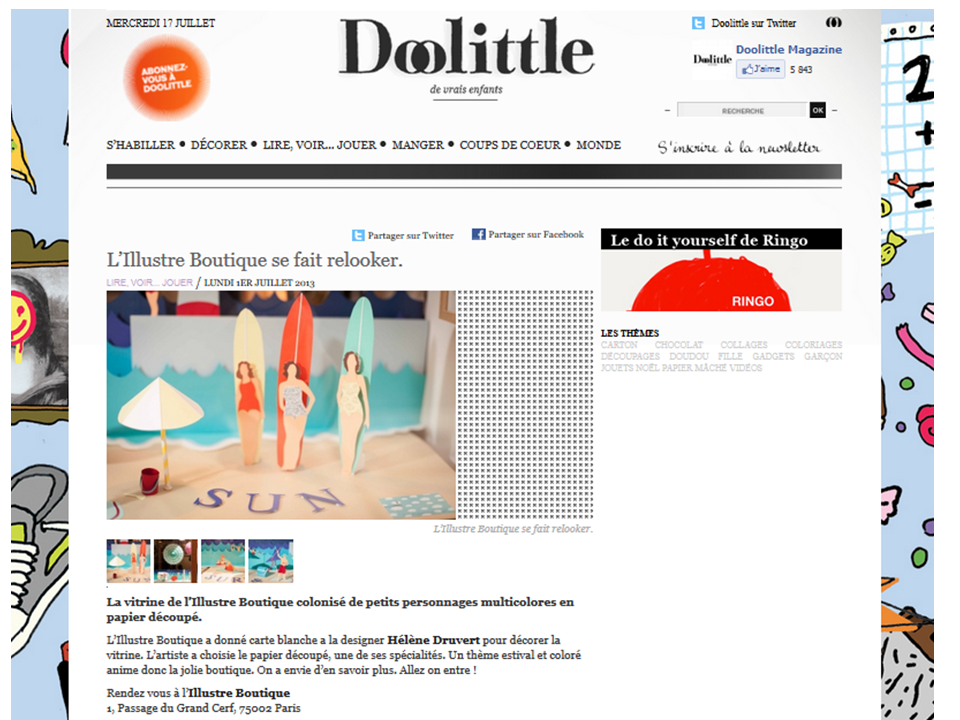 Blog Doolittle 1 07 2013