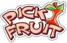 Logo Pick Fruit Prizee Jackpot